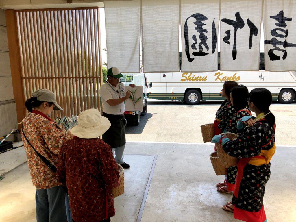 介護付き旅行サービス東京さんぽで行く静岡