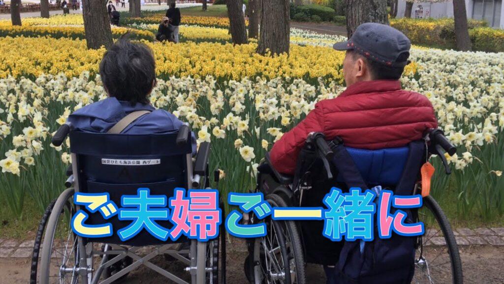 介護付き旅行サービス東京さんぽで行くご夫婦旅